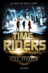 Time riders - Tome 1 - Éditions NATHAN