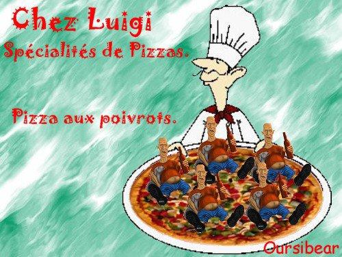 le musee du web :: Pizza.