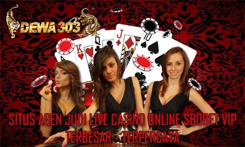 Situs Agen Judi Online Khusus Member SBOBET VIP Terpercaya