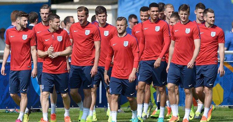 Timnas Inggris percayai lini depan dengan para pemain muda nya