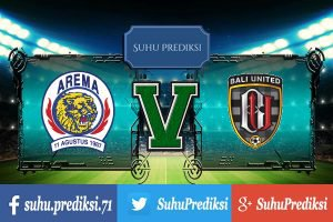 Prediksi Bola Arema Vs Bali United 17 Juni 2017