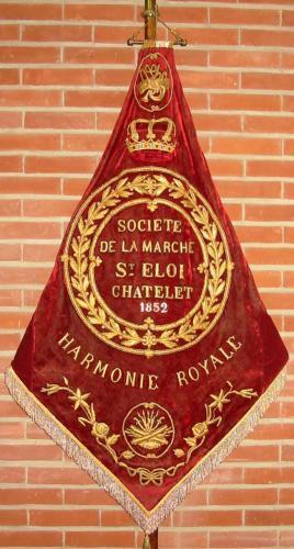 Royale Harmonie Marche Saint-Eloi de Châtelet