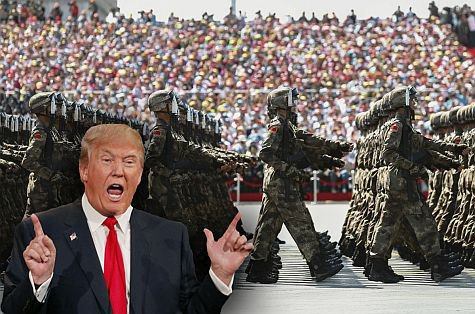 Donald Trump Wants a Military Parade For Himself | Crippled Politics