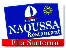 Naoussa Restaurant Santorini