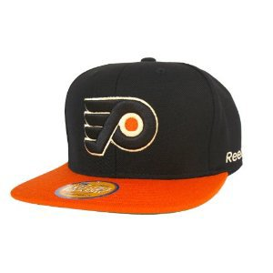 "Casquette Neuve Ajustable Officielle NHL - PHILADELPHIA FLYERS Snapback ""Logo en 3D"" - Noire/Orange: Amazon.fr: Bienvenue"