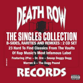 All Hip Hop Archive: The Death Row Singles Collection (2xCD)