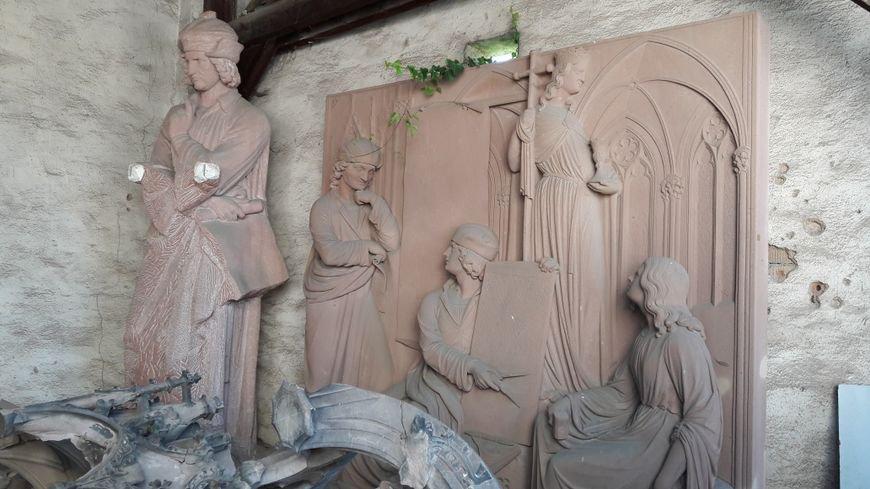 Strasbourg: la candidature de la Fondation de l'¼uvre Notre-Dame à l'Unesco s'accélère