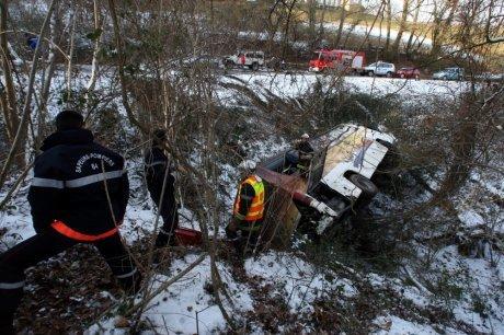 Miracle après un accident de bus en Béarn : les enfants sont repartis en train