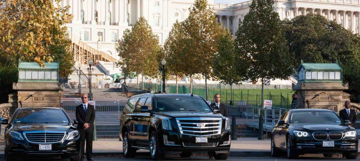 washington dc limo service