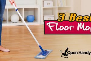 How to Use A Steam Mop