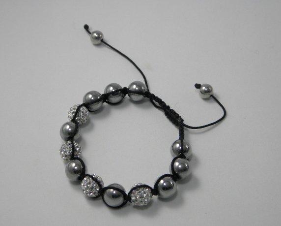 Handmade Custom Shamballa Jewellery