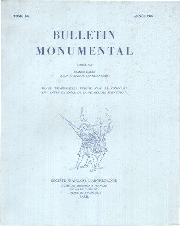 De la stéréotomie médiévale : la coupe des pierres chez Villard de Honnecourt (II) - Persée