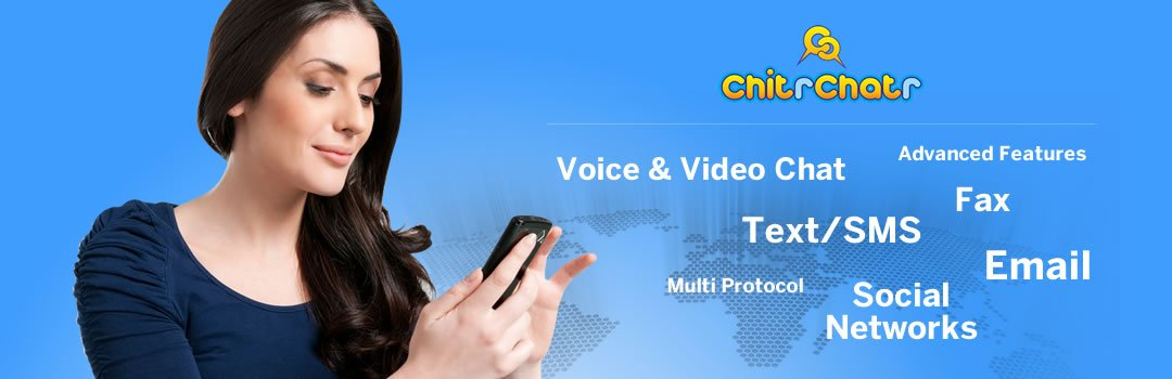 ChitrChatr | Free Text Messaging Online