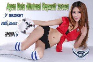 Agen Bola Minimal Deposit 25000 | Main303