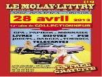 """Annonce """"Littry - 28 avril - salon du collectionneur"""""""