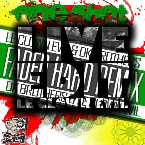 Faded Hard Remix (Le Clown Evil LIVE EDIT) - Dk Brothers & Le Clown Evil