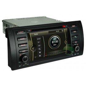 Auto DVD Player GPS Navigationssystem für BMW M5(1996 1997 1998 1999 2000 2001 2002 2003)(BMW 40-Pin oder 17-Pin Stecker)