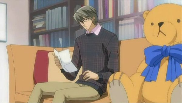 Junjou Romantica (saison 1) 01 VOSTFR Streaming DDL HD :: Anime-Ultime