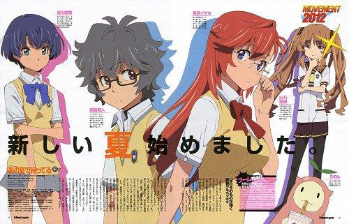 Ano Natsu de Matteru en Animes