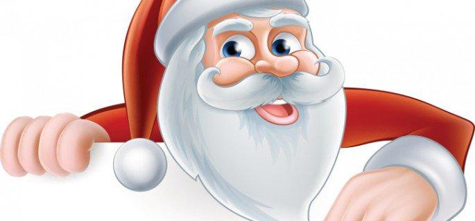 Les enfants en colère après la publication de caricatures jugées injurieuses envers le Père Noël