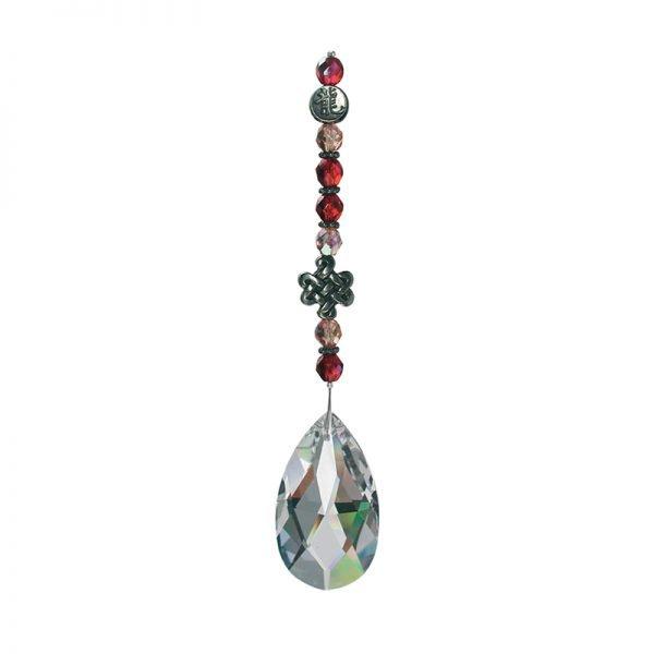 Feng Shui - cristal solaire - Larme de Dragon - Magie des Bijoux - Le pouvoir des minéraux