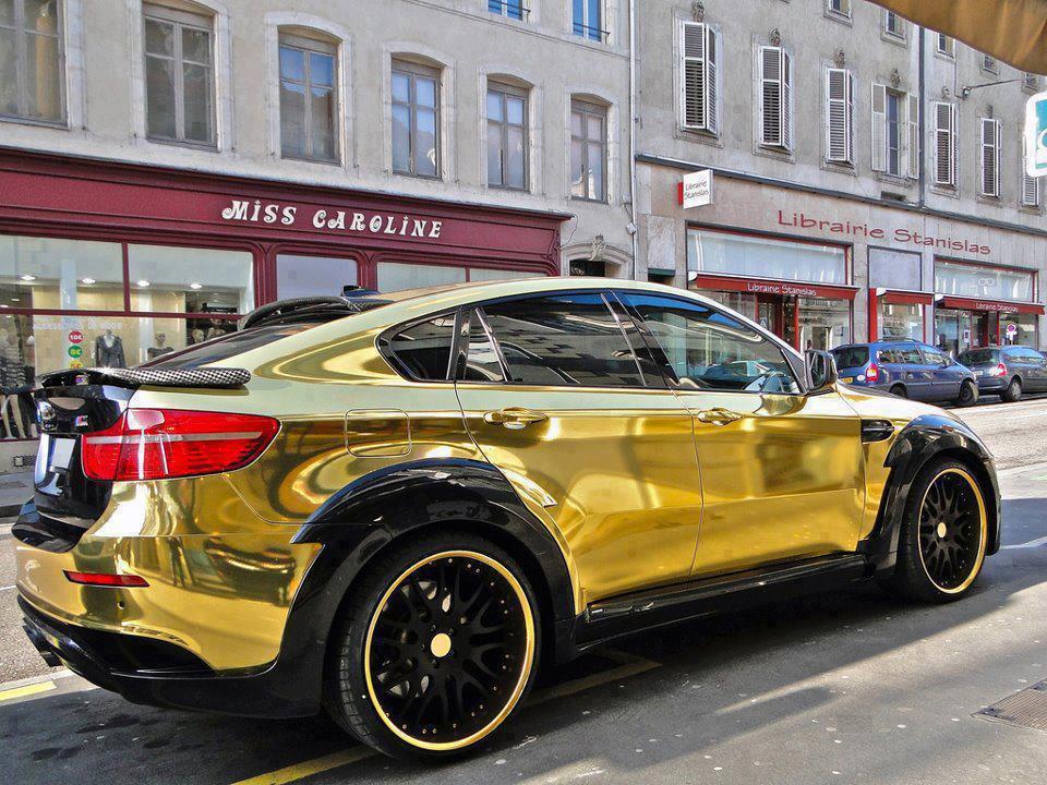 Belle couleur de voiture !