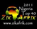 Top 40 Musique Nigeriane 2011 selon les chaines TV et les DJ'sNigerians