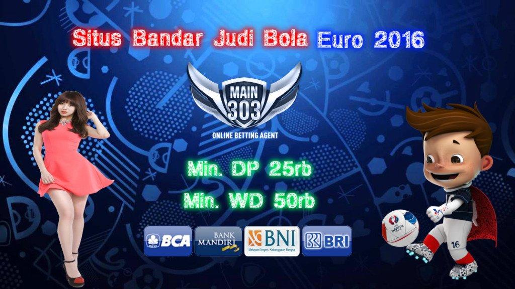 Situs Bandar Judi Bola Euro 2016