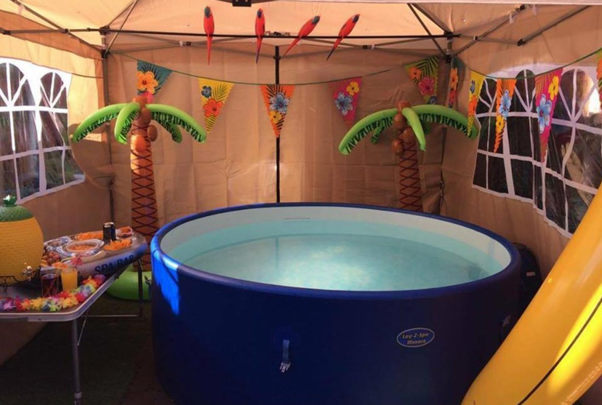Hot Tub Rental Liverpool, Wigan | Hottubsforhire.com