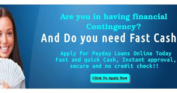 Apply For Online Payday Loans in UK