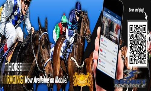 Situs Judi Pacuan Kuda SBOBET Online Android Terpercaya