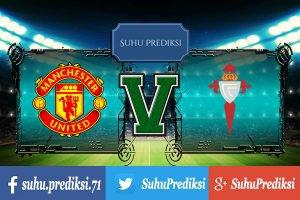 Prediksi Bola Manchester United Vs Celta De Vigo 12 Mei 2017