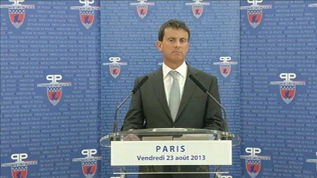 """Manuel Valls : """"cette violence ne peut pas être banalisée"""""""