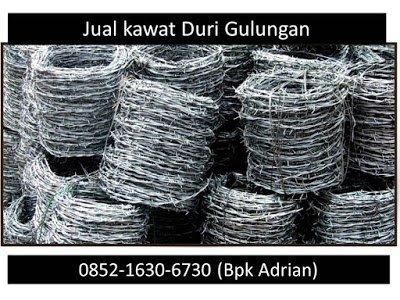 WA+6285216306730-Jual Kawat Duri Dan Kawat Silet Bandara Supadio-Braberd Wire-Razo Wire