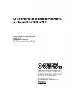 Le Business de la Pedopornographie sur internet