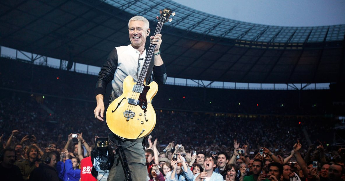 U2's Adam Clayton Talks 'Joshua Tree' Tour, 'Songs of Experience'