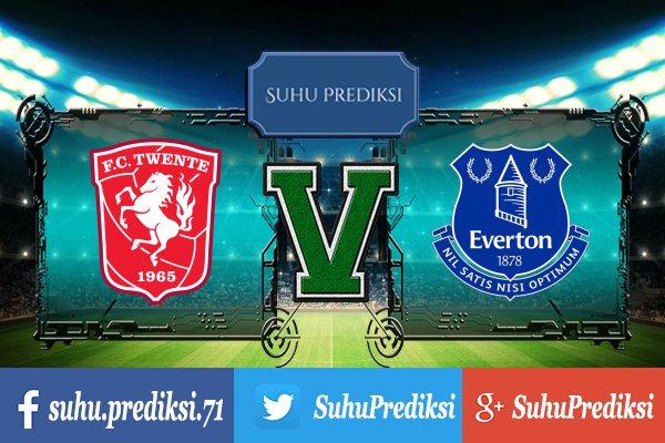 Prediksi Bola Twente Vs Everton 20 Juli 2017