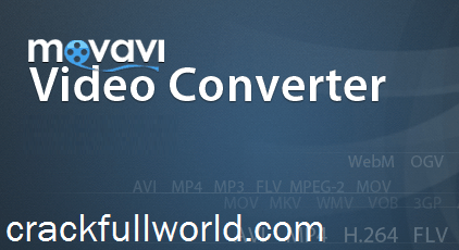 Movavi Video Converter 18 Crack