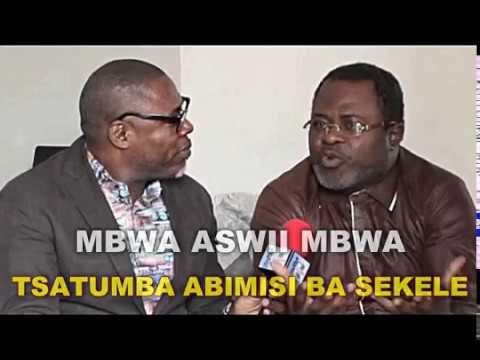 """Regardez """"TSHATUMBA  APANZI KO PANZA.  MBWA ASWI MBWA !  """" katumbi nde a kangi corps ya ya tshi- tshi"""""""" sur YouTube"""