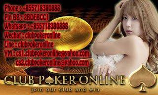 Kasak Kusuk Indonesia 99: Situs Agen Judi Poker Online Indonesia Dengan Bonus Mingguan