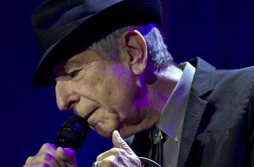 Zum Tod des großen Poeten Leonard Cohen: Eine Stimme der Sonderklasse
