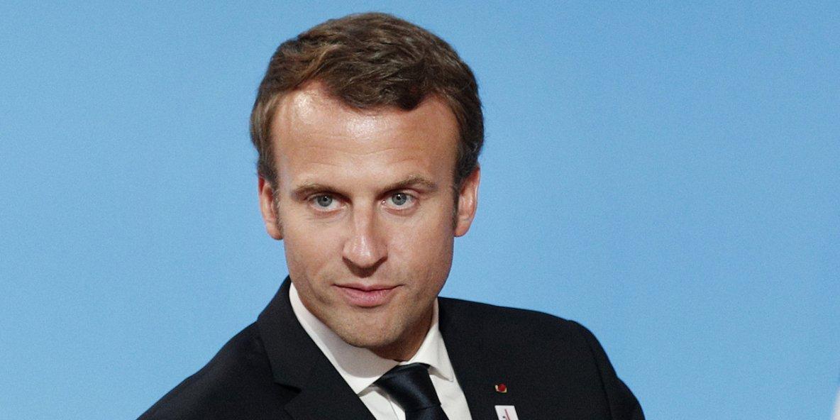 Devant l'ONU, Emmanuel Macron entend trouver sa place parmi les grands