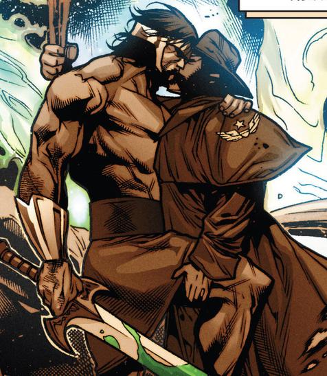 Wolverine, Hercule: oh les amoureux!