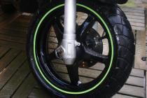 LISERET TUNING MOTIP SOLIDLINE VERT 6MM (10M) - boutique 2 roues