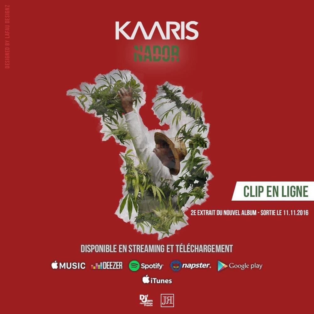 """Découvrez le nouveau clip de Kaaris """" Nador """""""