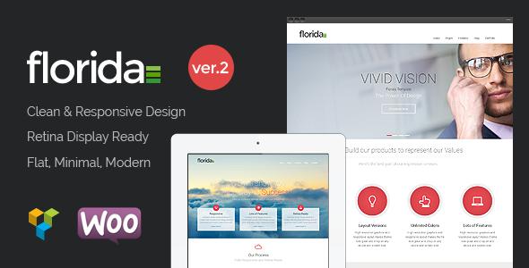 Florida v2.2.0 – Premium Multipurpose Responsive Theme | Download any themes free