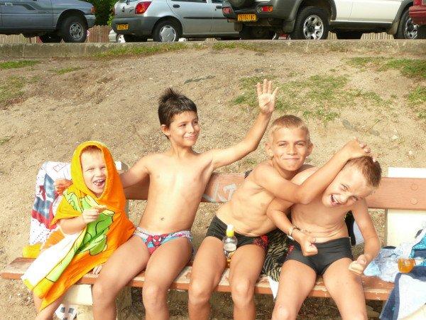 Nos dernières après midis à la plage - Le blog de la Tribu Mas
