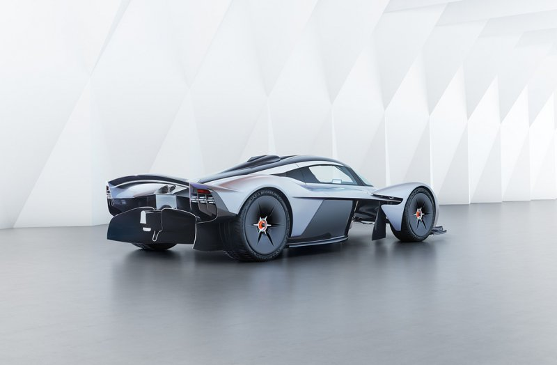 Aston Martin Valkyrie- one of the most exciting cars to emerge