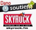 Dano soutient skyrock