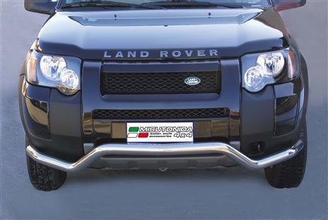 LARGE BAR INOX LAND ROVER FREELANDER 2004/2007